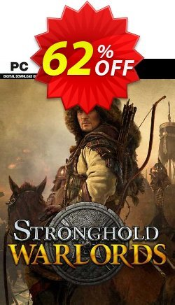 Stronghold: Warlords PC Coupon discount Stronghold: Warlords PC Deal 2021 CDkeys - Stronghold: Warlords PC Exclusive Sale offer for iVoicesoft