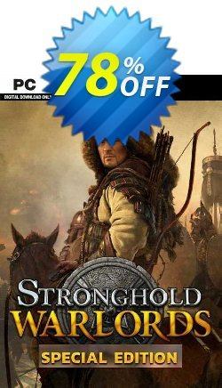 Stronghold: Warlords Special Edition PC Coupon discount Stronghold: Warlords Special Edition PC Deal 2021 CDkeys. Promotion: Stronghold: Warlords Special Edition PC Exclusive Sale offer for iVoicesoft