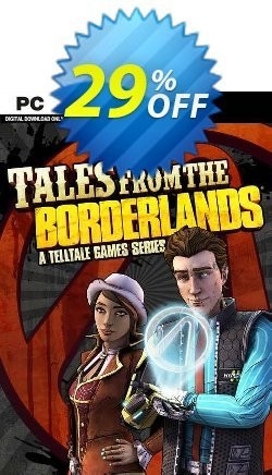 Tales from the Borderlands PC - EU  Coupon discount Tales from the Borderlands PC (EU) Deal 2021 CDkeys. Promotion: Tales from the Borderlands PC (EU) Exclusive Sale offer for iVoicesoft