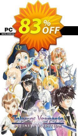 Tales of Vesperia Definitive Edition PC - EU  Coupon discount Tales of Vesperia Definitive Edition PC (EU) Deal 2021 CDkeys - Tales of Vesperia Definitive Edition PC (EU) Exclusive Sale offer for iVoicesoft