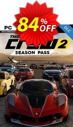 The Crew 2 - Season Pass PC - EU  Coupon discount The Crew 2 - Season Pass PC (EU) Deal 2021 CDkeys - The Crew 2 - Season Pass PC (EU) Exclusive Sale offer for iVoicesoft