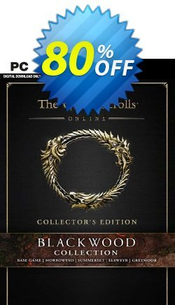 The Elder Scrolls Online: Blackwood Collector's Edition PC Coupon discount The Elder Scrolls Online: Blackwood Collector's Edition PC Deal 2021 CDkeys - The Elder Scrolls Online: Blackwood Collector's Edition PC Exclusive Sale offer for iVoicesoft