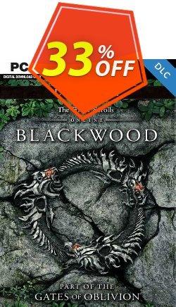 The Elder Scrolls Online: Blackwood Upgrade PC Coupon discount The Elder Scrolls Online: Blackwood Upgrade PC Deal 2021 CDkeys - The Elder Scrolls Online: Blackwood Upgrade PC Exclusive Sale offer for iVoicesoft