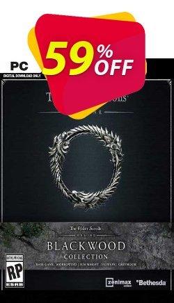 The Elder Scrolls Online Collection: Blackwood PC Coupon discount The Elder Scrolls Online Collection: Blackwood PC Deal 2021 CDkeys - The Elder Scrolls Online Collection: Blackwood PC Exclusive Sale offer for iVoicesoft