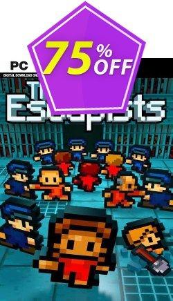 The Escapists PC Coupon discount The Escapists PC Deal 2021 CDkeys - The Escapists PC Exclusive Sale offer for iVoicesoft