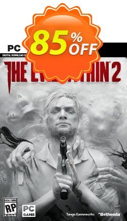 The Evil Within 2 PC - EU  Coupon discount The Evil Within 2 PC (EU) Deal 2021 CDkeys - The Evil Within 2 PC (EU) Exclusive Sale offer for iVoicesoft