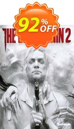 The Evil Within 2 PC Coupon discount The Evil Within 2 PC Deal 2021 CDkeys - The Evil Within 2 PC Exclusive Sale offer for iVoicesoft