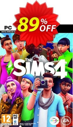 The Sims 4 PC - EU  Coupon discount The Sims 4 PC (EU) Deal 2021 CDkeys - The Sims 4 PC (EU) Exclusive Sale offer for iVoicesoft