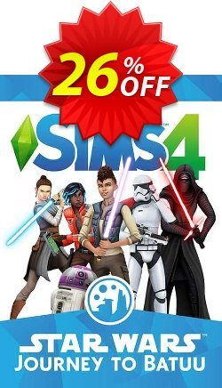 The Sims 4 Star Wars Journey to Batuu PC -DLC Coupon discount The Sims 4 Star Wars Journey to Batuu PC -DLC Deal 2021 CDkeys - The Sims 4 Star Wars Journey to Batuu PC -DLC Exclusive Sale offer for iVoicesoft