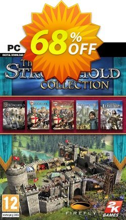 The Stronghold Collection PC Coupon discount The Stronghold Collection PC Deal 2021 CDkeys - The Stronghold Collection PC Exclusive Sale offer for iVoicesoft