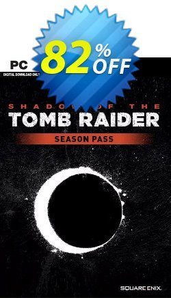 Shadow of the Tomb Raider Season Pass PC Coupon discount Shadow of the Tomb Raider Season Pass PC Deal 2021 CDkeys - Shadow of the Tomb Raider Season Pass PC Exclusive Sale offer for iVoicesoft