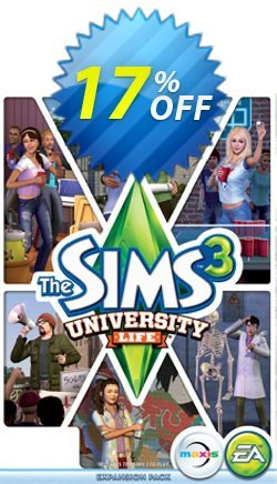 The Sims 3: University Life PC Coupon discount The Sims 3: University Life PC Deal - The Sims 3: University Life PC Exclusive offer for iVoicesoft
