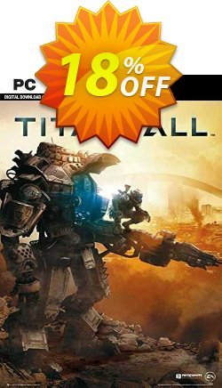 Titanfall PC - EU  Coupon discount Titanfall PC (EU) Deal 2021 CDkeys - Titanfall PC (EU) Exclusive Sale offer for iVoicesoft