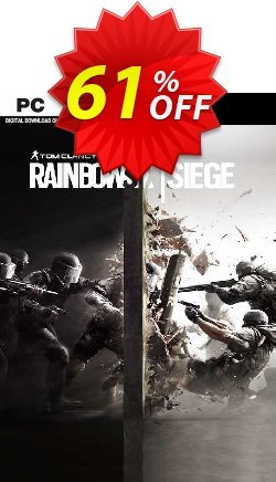 Tom Clancy's Rainbow Six Siege PC - US  Coupon discount Tom Clancy's Rainbow Six Siege PC (US) Deal 2021 CDkeys - Tom Clancy's Rainbow Six Siege PC (US) Exclusive Sale offer for iVoicesoft