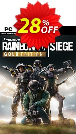 Tom Clancy's Rainbow Six Siege Year 4 Gold Edition PC - EU  Coupon discount Tom Clancy's Rainbow Six Siege Year 4 Gold Edition PC (EU) Deal 2021 CDkeys - Tom Clancy's Rainbow Six Siege Year 4 Gold Edition PC (EU) Exclusive Sale offer for iVoicesoft