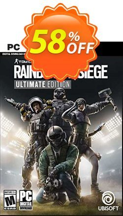 Tom Clancy's Rainbow Six Siege Year 5 Ultimate Edition PC - EU  Coupon discount Tom Clancy's Rainbow Six Siege Year 5 Ultimate Edition PC (EU) Deal 2021 CDkeys - Tom Clancy's Rainbow Six Siege Year 5 Ultimate Edition PC (EU) Exclusive Sale offer for iVoicesoft
