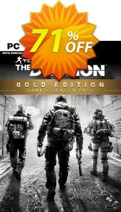 Tom Clancy's The Division Gold Edition PC - EU  Coupon discount Tom Clancy's The Division Gold Edition PC (EU) Deal 2021 CDkeys - Tom Clancy's The Division Gold Edition PC (EU) Exclusive Sale offer for iVoicesoft