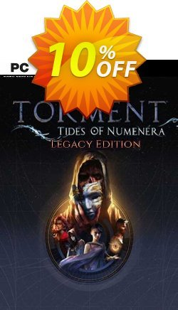 Torment Tides of Numenera Legacy Edition PC Coupon discount Torment Tides of Numenera Legacy Edition PC Deal 2021 CDkeys - Torment Tides of Numenera Legacy Edition PC Exclusive Sale offer for iVoicesoft