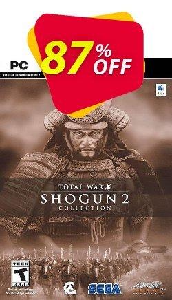 Total War: Shogun 2 - Collection PC - EU  Coupon discount Total War: Shogun 2 - Collection PC (EU) Deal 2021 CDkeys - Total War: Shogun 2 - Collection PC (EU) Exclusive Sale offer for iVoicesoft