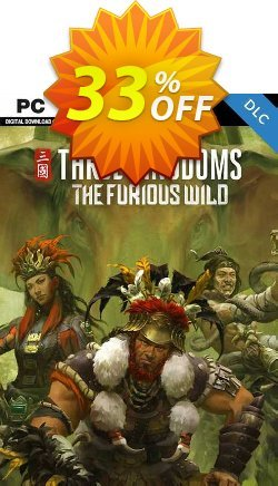 Total War Three Kingdoms - The Furious Wild PC - DLC - EU  Coupon discount Total War Three Kingdoms - The Furious Wild PC - DLC (EU) Deal 2021 CDkeys - Total War Three Kingdoms - The Furious Wild PC - DLC (EU) Exclusive Sale offer for iVoicesoft
