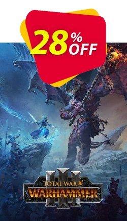 Total War: WARHAMMER III PC - EU  Coupon discount Total War: WARHAMMER III PC (EU) Deal 2021 CDkeys - Total War: WARHAMMER III PC (EU) Exclusive Sale offer for iVoicesoft