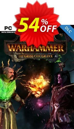 Total War WARHAMMER – The Grim and The Grave DLC Coupon discount Total War WARHAMMER – The Grim and The Grave DLC Deal 2021 CDkeys - Total War WARHAMMER – The Grim and The Grave DLC Exclusive Sale offer for iVoicesoft
