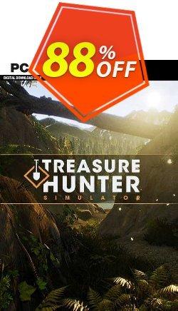 Treasure Hunter Simulator PC Coupon discount Treasure Hunter Simulator PC Deal 2021 CDkeys - Treasure Hunter Simulator PC Exclusive Sale offer for iVoicesoft