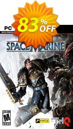 Warhammer 40,000: Space Marine Collection PC Coupon discount Warhammer 40,000: Space Marine Collection PC Deal 2021 CDkeys - Warhammer 40,000: Space Marine Collection PC Exclusive Sale offer for iVoicesoft
