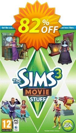 The Sims 3 - Movie Stuff PC Coupon discount The Sims 3 - Movie Stuff PC Deal - The Sims 3 - Movie Stuff PC Exclusive offer for iVoicesoft