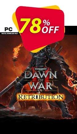 Warhammer 40,000: Dawn of War II: Retribution PC - EU  Coupon discount Warhammer 40,000: Dawn of War II: Retribution PC (EU) Deal 2021 CDkeys - Warhammer 40,000: Dawn of War II: Retribution PC (EU) Exclusive Sale offer for iVoicesoft