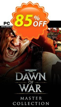 Warhammer 40,000 Dawn of War Master Collection PC - EU  Coupon discount Warhammer 40,000 Dawn of War Master Collection PC (EU) Deal 2021 CDkeys - Warhammer 40,000 Dawn of War Master Collection PC (EU) Exclusive Sale offer for iVoicesoft