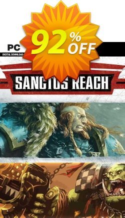 Warhammer 40,000: Sanctus Reach PC Coupon discount Warhammer 40,000: Sanctus Reach PC Deal 2021 CDkeys - Warhammer 40,000: Sanctus Reach PC Exclusive Sale offer for iVoicesoft