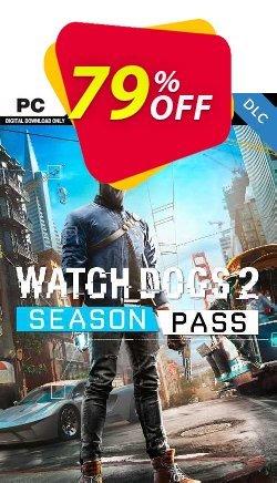 Watch Dogs 2 - Season Pass PC - DLC - EU  Coupon discount Watch Dogs 2 - Season Pass PC - DLC (EU) Deal 2021 CDkeys - Watch Dogs 2 - Season Pass PC - DLC (EU) Exclusive Sale offer for iVoicesoft