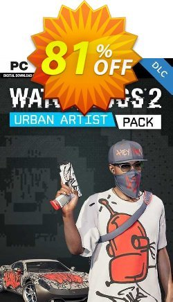 Watch Dogs 2 - Urban Artist Pack PC - DLC Coupon discount Watch Dogs 2 - Urban Artist Pack PC - DLC Deal 2021 CDkeys - Watch Dogs 2 - Urban Artist Pack PC - DLC Exclusive Sale offer for iVoicesoft