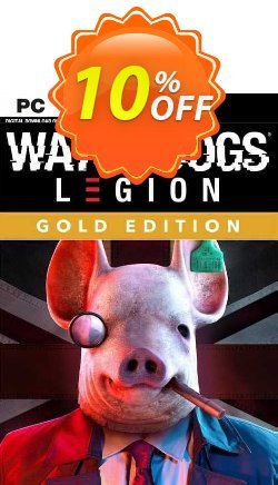 Watch Dogs: Legion - Gold Edition PC - EU  Coupon discount Watch Dogs: Legion - Gold Edition PC (EU) Deal 2021 CDkeys - Watch Dogs: Legion - Gold Edition PC (EU) Exclusive Sale offer for iVoicesoft
