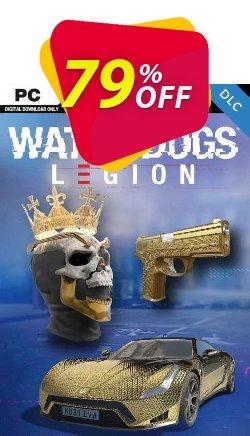 Watch Dogs: Legion PC - DLC - EU  Coupon discount Watch Dogs: Legion PC - DLC (EU) Deal 2021 CDkeys - Watch Dogs: Legion PC - DLC (EU) Exclusive Sale offer for iVoicesoft