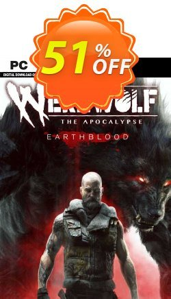Werewolf: The Apocalypse - Earthblood PC Coupon discount Werewolf: The Apocalypse - Earthblood PC Deal 2021 CDkeys - Werewolf: The Apocalypse - Earthblood PC Exclusive Sale offer for iVoicesoft