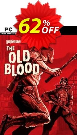Wolfenstein The Old Blood PC - RU  Coupon discount Wolfenstein The Old Blood PC (RU) Deal 2021 CDkeys - Wolfenstein The Old Blood PC (RU) Exclusive Sale offer for iVoicesoft
