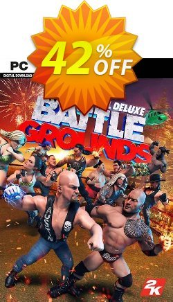 WWE 2K Battlegrounds Deluxe Edition PC - EU  Coupon discount WWE 2K Battlegrounds Deluxe Edition PC (EU) Deal 2021 CDkeys - WWE 2K Battlegrounds Deluxe Edition PC (EU) Exclusive Sale offer for iVoicesoft