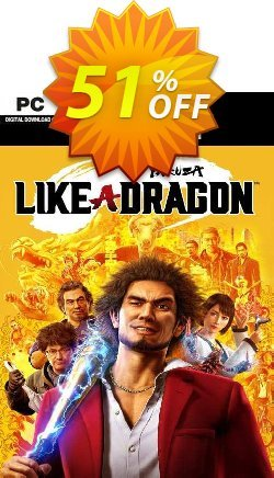 Yakuza: Like a Dragon Hero Edition PC - EU  Coupon discount Yakuza: Like a Dragon Hero Edition PC (EU) Deal 2021 CDkeys - Yakuza: Like a Dragon Hero Edition PC (EU) Exclusive Sale offer for iVoicesoft
