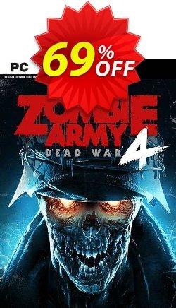 Zombie Army 4: Dead War PC Coupon discount Zombie Army 4: Dead War PC Deal 2021 CDkeys. Promotion: Zombie Army 4: Dead War PC Exclusive Sale offer for iVoicesoft