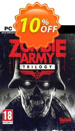 Zombie Army Trilogy PC Coupon discount Zombie Army Trilogy PC Deal 2021 CDkeys - Zombie Army Trilogy PC Exclusive Sale offer for iVoicesoft