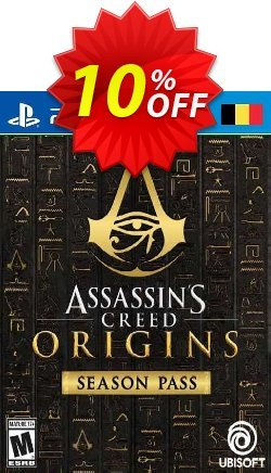 Assassin's Creed Origins Season Pass PS4 - Belgium  Coupon discount Assassin's Creed Origins Season Pass PS4 (Belgium) Deal 2021 CDkeys - Assassin's Creed Origins Season Pass PS4 (Belgium) Exclusive Sale offer for iVoicesoft