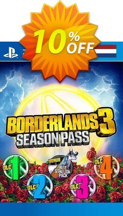 Borderlands 3 Season Pass PS4 - Netherlands  Coupon discount Borderlands 3 Season Pass PS4 (Netherlands) Deal 2021 CDkeys - Borderlands 3 Season Pass PS4 (Netherlands) Exclusive Sale offer for iVoicesoft