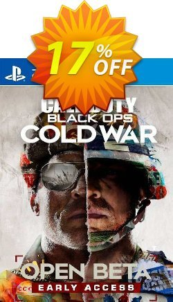 Call of Duty: Black Ops Cold War Beta Access PS4 - EU  Coupon discount Call of Duty: Black Ops Cold War Beta Access PS4 (EU) Deal 2021 CDkeys - Call of Duty: Black Ops Cold War Beta Access PS4 (EU) Exclusive Sale offer for iVoicesoft
