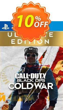 Call of Duty Black Ops Cold War - Ultimate Edition PS4/PS5 - EU  Coupon discount Call of Duty Black Ops Cold War - Ultimate Edition PS4/PS5 (EU) Deal 2021 CDkeys - Call of Duty Black Ops Cold War - Ultimate Edition PS4/PS5 (EU) Exclusive Sale offer for iVoicesoft