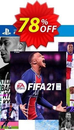 FIFA 21 PS4 - Asia  Coupon discount FIFA 21 PS4 (Asia) Deal 2021 CDkeys - FIFA 21 PS4 (Asia) Exclusive Sale offer for iVoicesoft