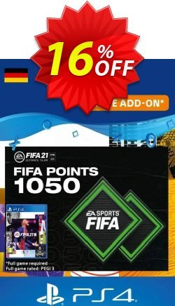 FIFA 21 Ultimate Team 1050 Points Pack PS4/PS5 - Germany  Coupon discount FIFA 21 Ultimate Team 1050 Points Pack PS4/PS5 (Germany) Deal 2021 CDkeys - FIFA 21 Ultimate Team 1050 Points Pack PS4/PS5 (Germany) Exclusive Sale offer for iVoicesoft