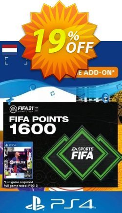 FIFA 21 Ultimate Team 1600 Points Pack PS4/PS5 - Netherlands  Coupon discount FIFA 21 Ultimate Team 1600 Points Pack PS4/PS5 (Netherlands) Deal 2021 CDkeys - FIFA 21 Ultimate Team 1600 Points Pack PS4/PS5 (Netherlands) Exclusive Sale offer for iVoicesoft