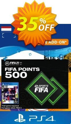 FIFA 21 Ultimate Team 500 Points Pack PS4/PS5 - Netherlands  Coupon discount FIFA 21 Ultimate Team 500 Points Pack PS4/PS5 (Netherlands) Deal 2021 CDkeys - FIFA 21 Ultimate Team 500 Points Pack PS4/PS5 (Netherlands) Exclusive Sale offer for iVoicesoft